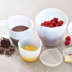 Silicone Prep Bowls Pampered Chef