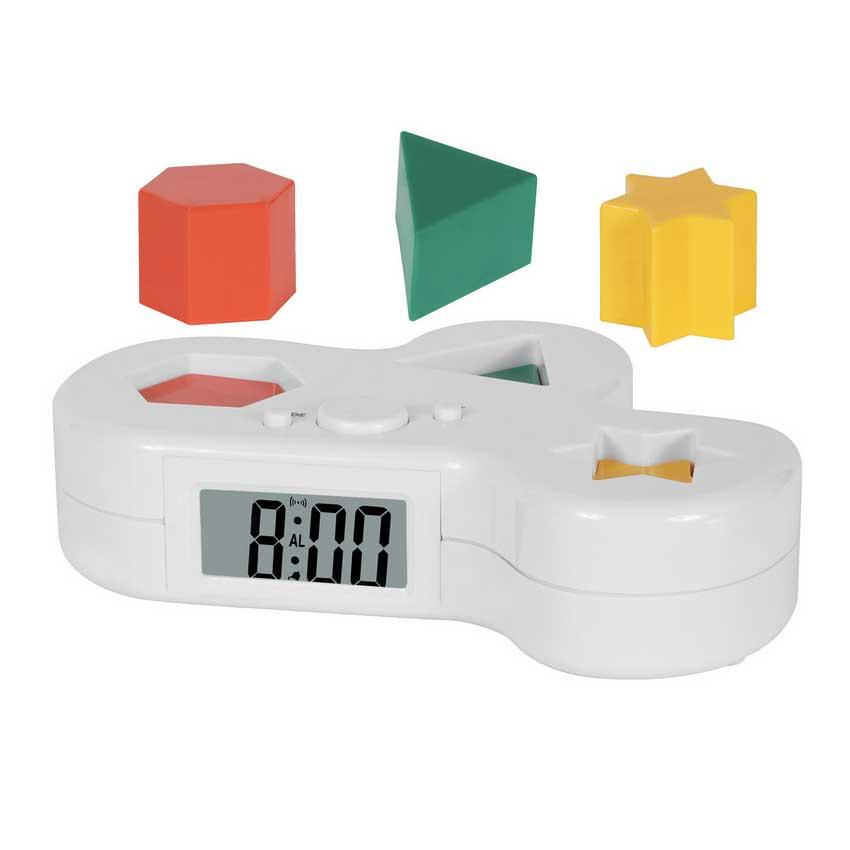 new alarm clock redhead