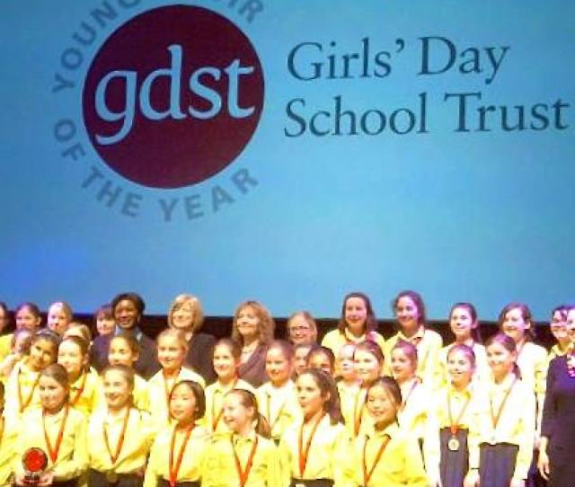 Sheila Wilsons Working With The Girls Day School Trust For A Newly Commissioned Song