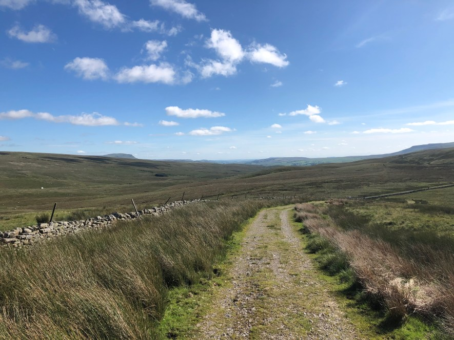 journey Yorkshire Dales pathway