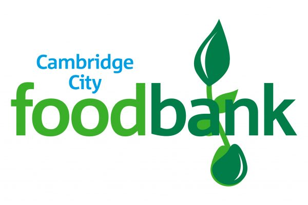 Image of the Cambridge City Foodbank logo