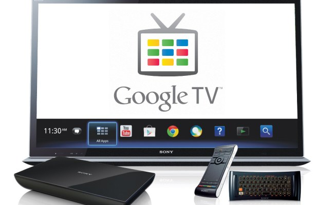 Google S Internet Tv And Wearables Ventures Give