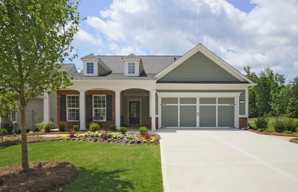 Ranch Homes in New Woodstock Community Woodview Court by Pulte – Pulte Homes Ranch Floor Plans