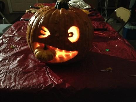 Cannibal Pumpkin Lit