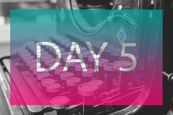 Day 5 Image