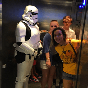 Star Wars Night with the Birmingham Barons