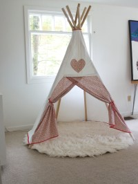DIY teepee  Red House West