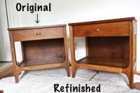 mid century modern furniture restoration