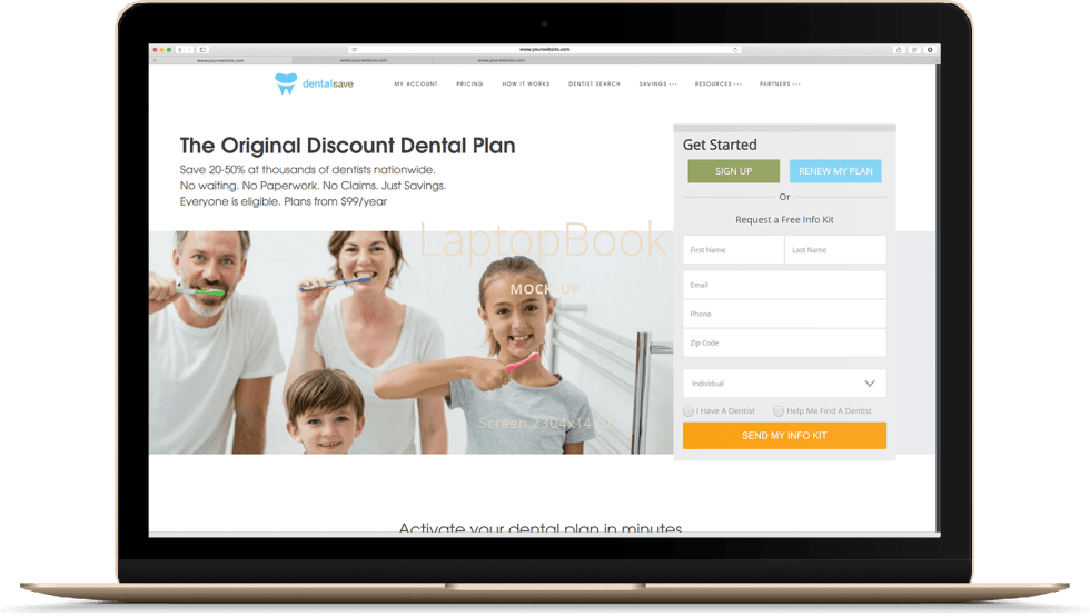 Healthcare Solutions, web solutions for dental procedures