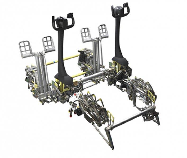 Pilot control systems pcs