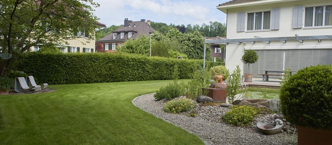 Schöne Gärten Reding Gärten