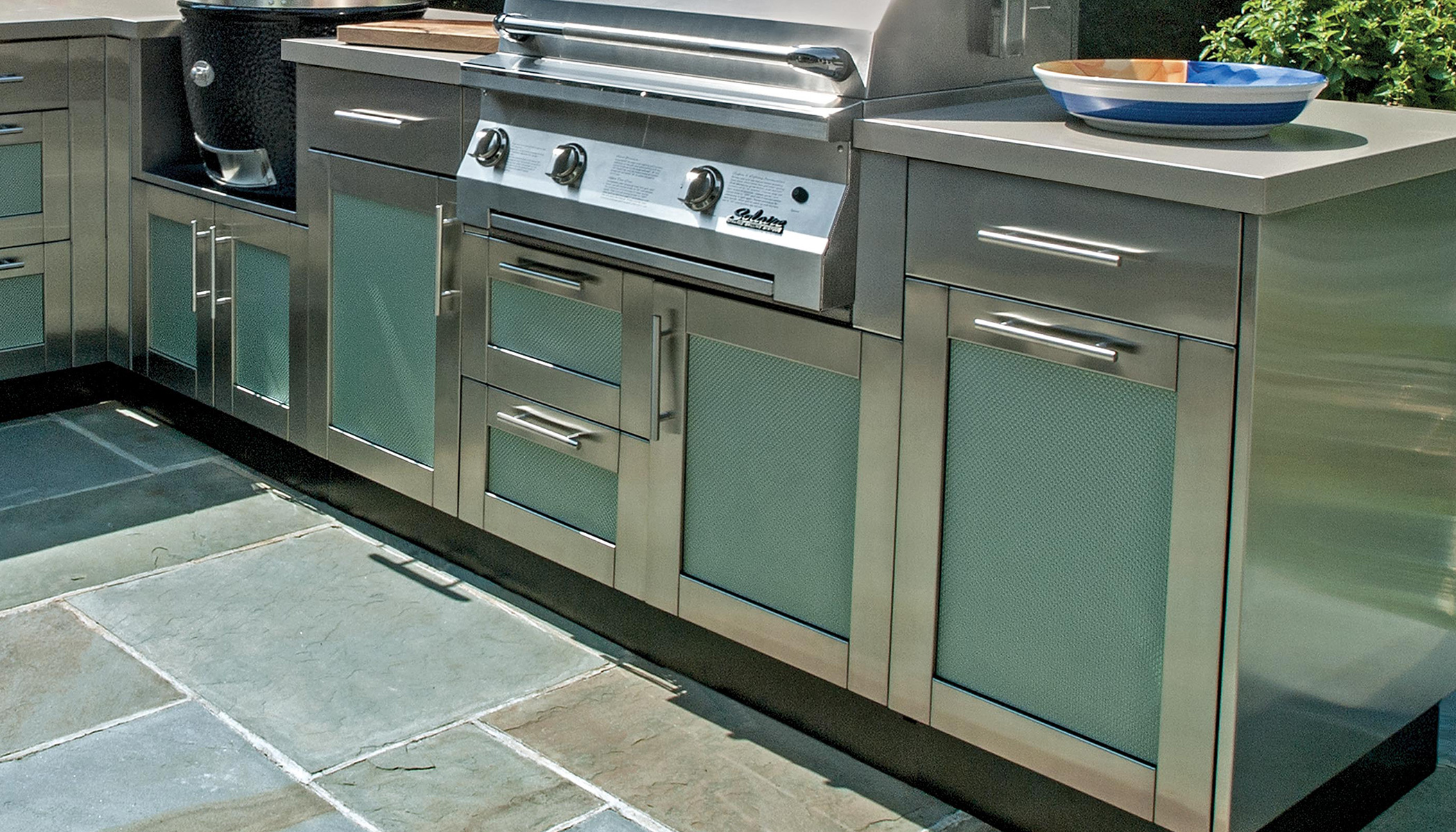 stainless steel outdoor kitchen colors for cabinets danver brown jordan kitchens  wow blog