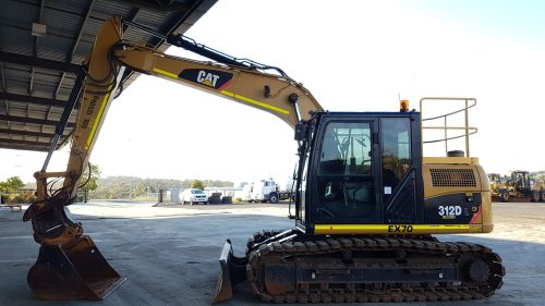 small resolution of caterpillar 312d excavator for hire