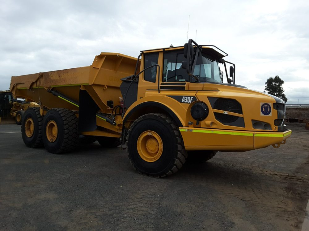 medium resolution of dt30 volvo a30f articulated dump truck for sale