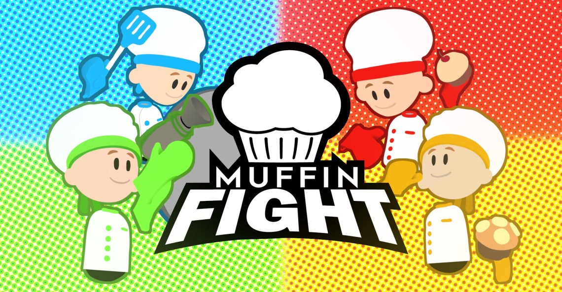 Muffin Fight Image