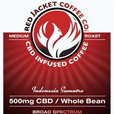 Indonesia Sumatra CBD Coffee