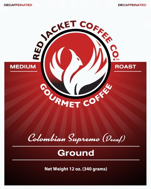 Colombian Supreme Decaf Coffee