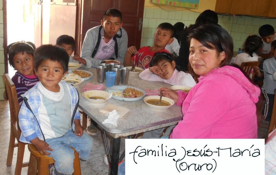 jóvenes jm de Bolivia