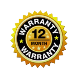12 Month Maintenance Warranty