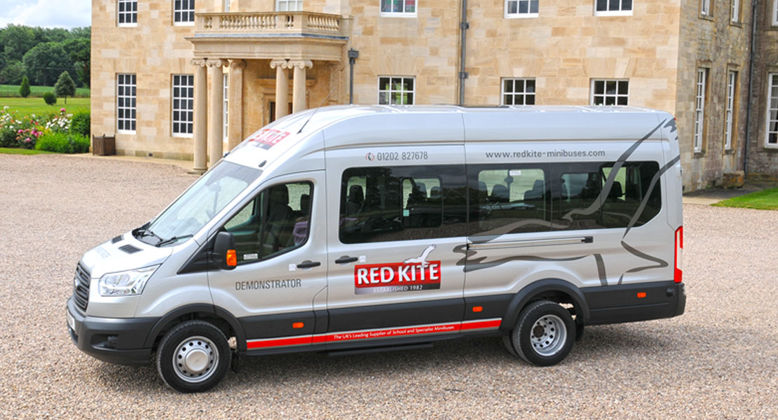 Red Kite Ford Transit