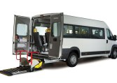 Accessible Minibus 12 Months Warranty Red Kite Free Demonstration and Delivery Tel 01202 827678