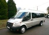 Used Ford Transit 17 Seat Minibus Red Kite minibuses