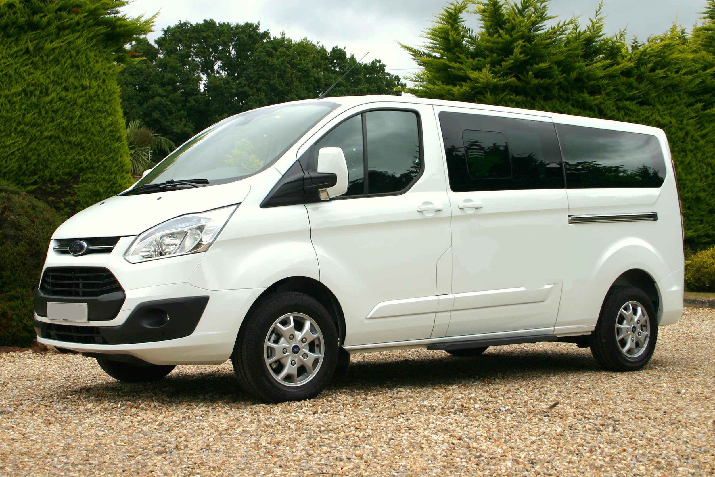 Used 9 Seat Tourneo Minibus Redkite Minibuses