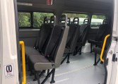 L4 H2 Boxer Minibus 17 Seats
