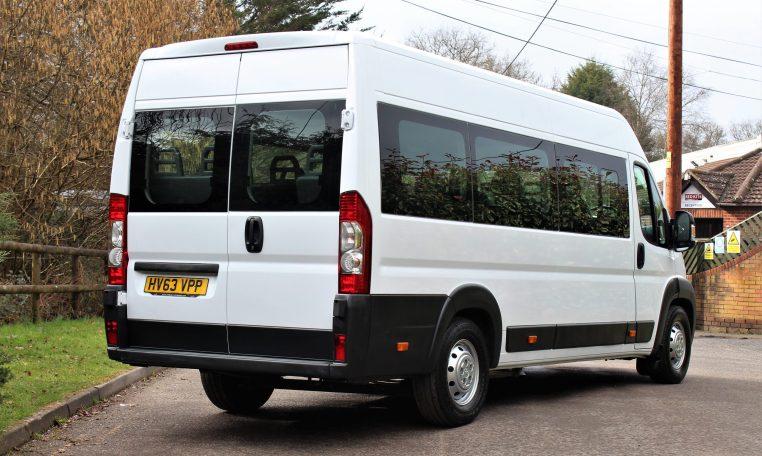 Used Accessible Minibus