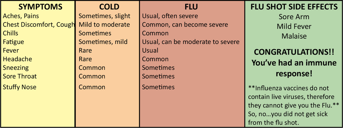 Flu/Flu Vaccine - Red Lake Family Health Team