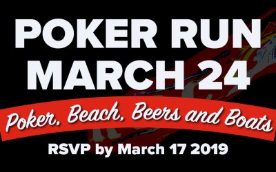 Poker Run – March 24
