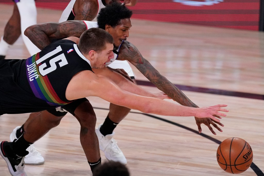 Clippers Vs Nuggets Live Updates Game 4 From The Nba