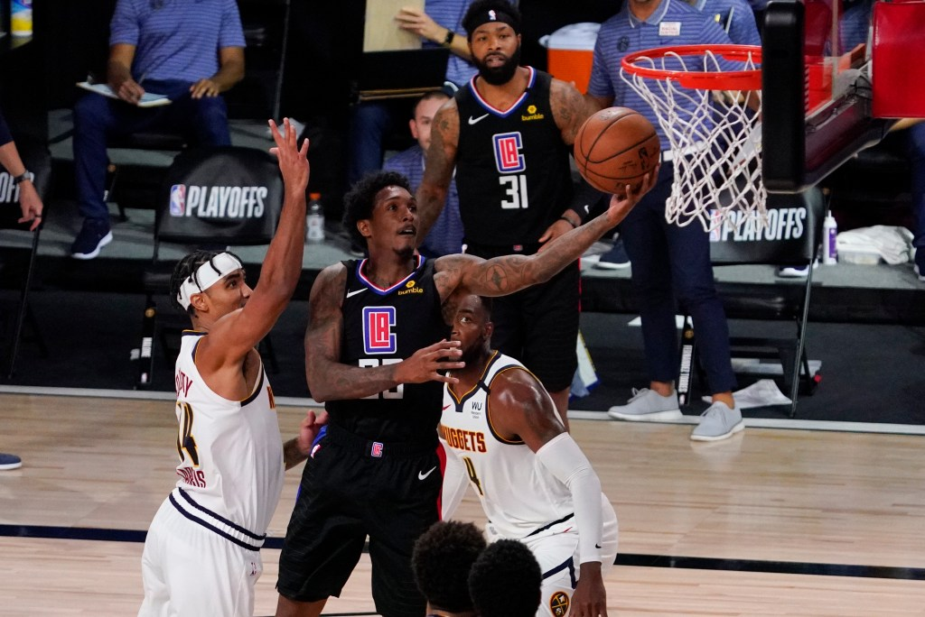 Clippers Vs Nuggets Live Updates Game 3 From The Nba