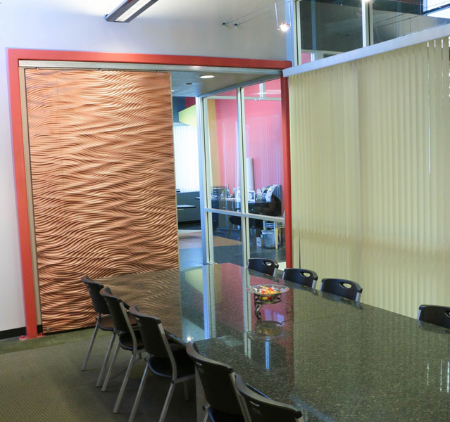 Redlands Spine and Sport meeting room
