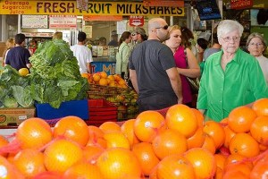 agri-tourism venues abound on the Redland region