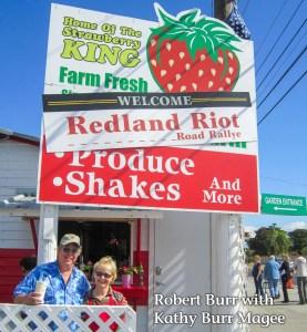 Robert Burr and Kathy Burr Magee