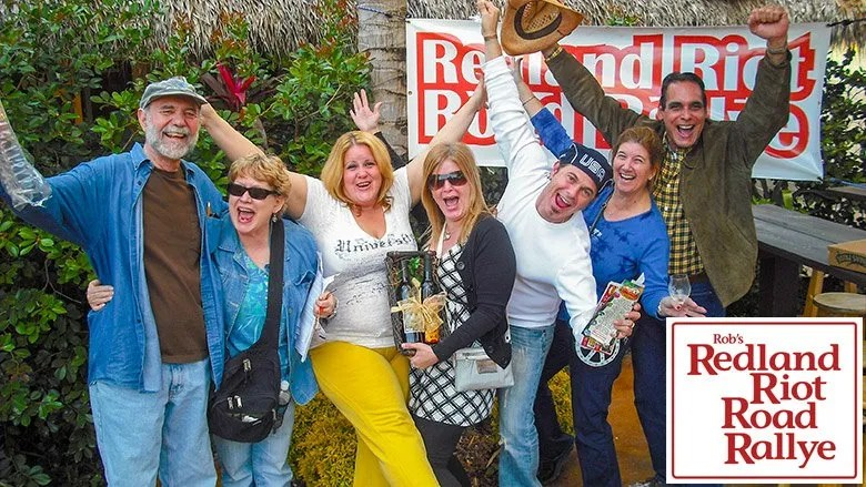 Rob's Redland Riot Road Rallye