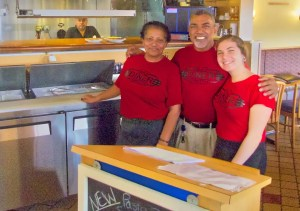 Ram's HomeStyle Diner team