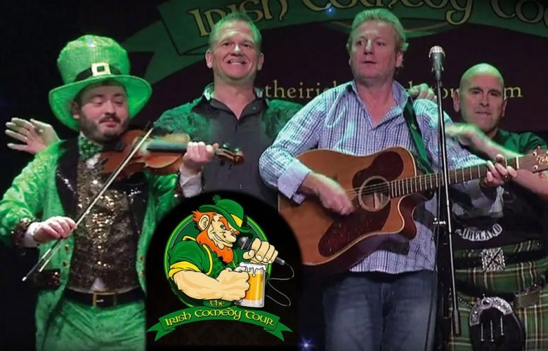 Irish Comedy Tour at Seminole Theatre