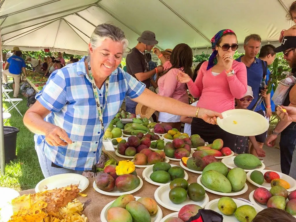 Redland Summer Fruit Festival at Fruit and Spice Park