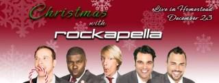 Christmas with Rockapella at the Seminole Theatre