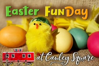 Easter Funday at Cauley Square