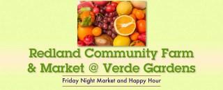 Redland Community Farm & Market @ Verde Gardens