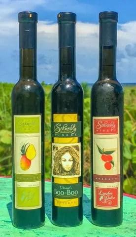 Schnebly Dolce Series Redland Dessert Wines