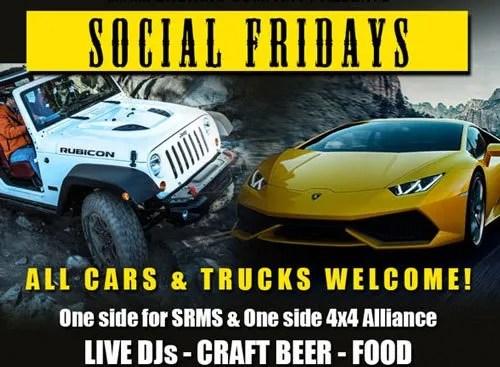 Social Friday Cars