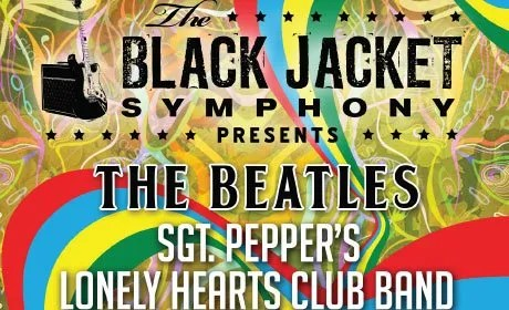 Black Jacket Symphony Performs The Beatles' Sgt. Pepper