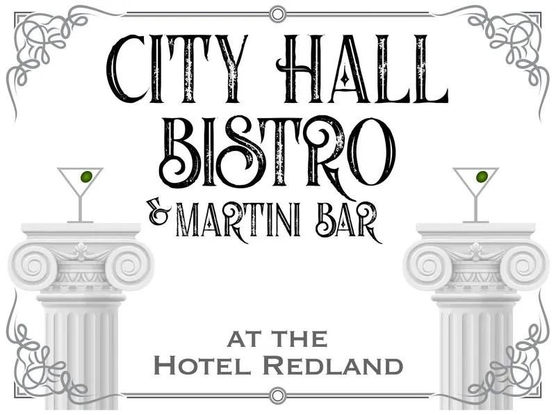 City Hall Bistro and Martini Bar