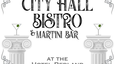 City Hall Bistro and Martini Bar
