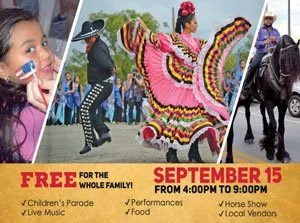 Homestead Main Street presents Fiesta USA