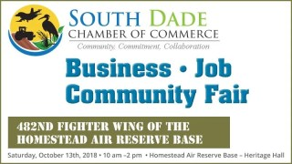 South Dade Chamber Business, Job and Community Fair